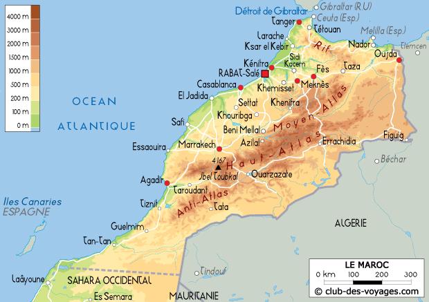 carte-du-maroc