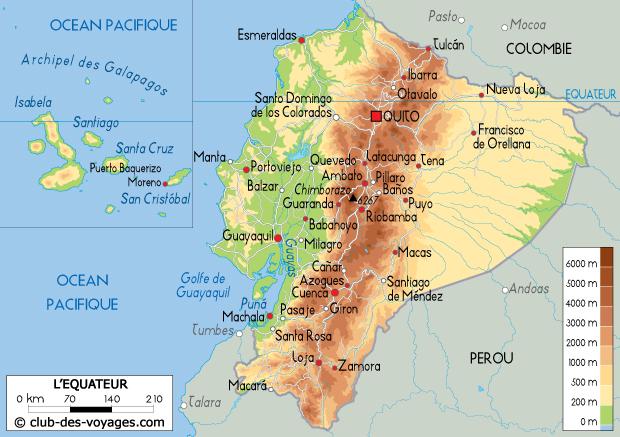 equateur-carte