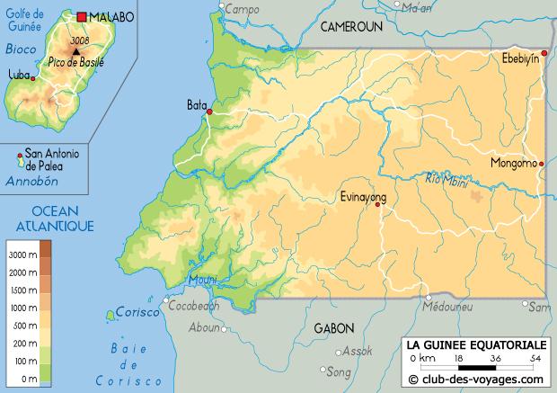 information sur la guinee equatoriale
