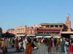 La place Jemaa-El-Fna