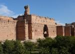 Le palais El-Badi