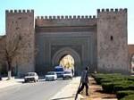 Lieux à visiter à Meknès