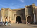 Bab Mansour et la place El Hédim