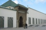 Le mausolée des Moulay Ismaïl