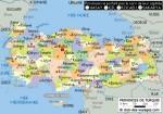 Les provinces de Turquie