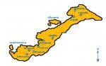 Carte d'Amorgos