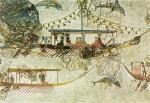 Les fresques d'Akrotiri