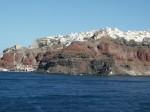 Paysages de Santorin