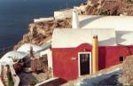 Habitats à Santorin
