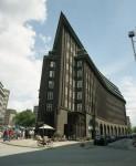 La Speicherstadt et le quartier Kontorhaus avec la Chilehaus