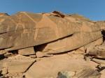 Art rupestre de la région de Hail en Arabie saoudite