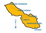Carte de Folegandros