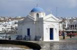 Eglises et monastères de Mykonos