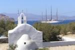 Eglises et monastères de Naxos