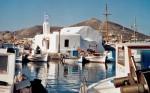 Où s'installer à Paros ?