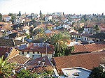 La vieille ville d'Antalya