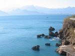 Le front de mer d'Antalya