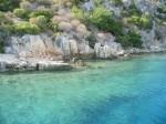 L'île de Kekova