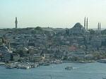 Istanbul vue depuis la tour Galata