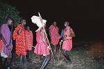 Le peuple Masaï