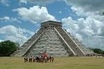 La grande pyramide Kukulcan