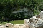 Le cenote sacré