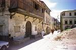 La vieille ville de Mombasa