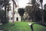 Le centre de Dakar