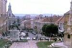 Le centre-ville de Pécs
