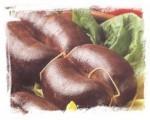 Amuse-bouches: Boudin noir (ou de cochon)