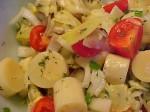 Entrée: Salade de crudités