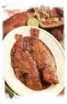 Plat: Court-bouillon de poissons
