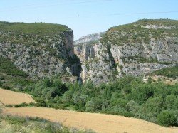 Le canyon de Lumbier