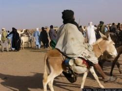 Passages et passants à Agadez