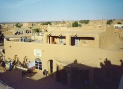 Le centre d'Agadez