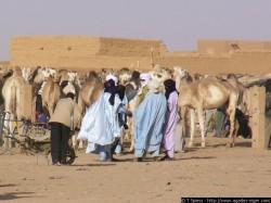 Les marchés d'Agadez