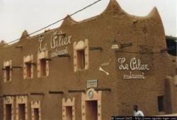 La ville moderne d'Agadez