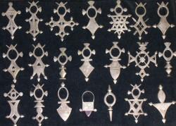 Les croix touarègues