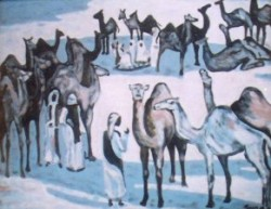 Peintures de touaregs