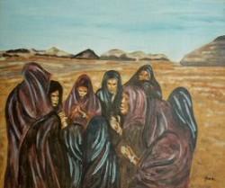 Peintures d'Agadez