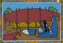 Rissa Ixa - Peintre touareg du Niger