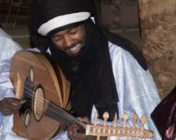 La musique touarègue