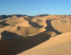 Les dunes d'Arakoa