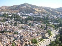 Le quartier de l'Albaicín