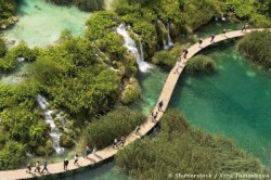 Le parc national de Plitvice