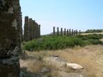 Aqueduc et ruines romaines de Layana