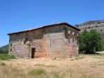 Eglise rurale de Quintanilla de las Viñas