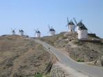 Moulins de Consuegra et Campo de Criptana