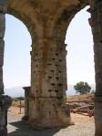 Ruines de la cité romaine de Caparra