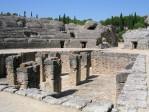 Cité romaine d'Italica près de Séville